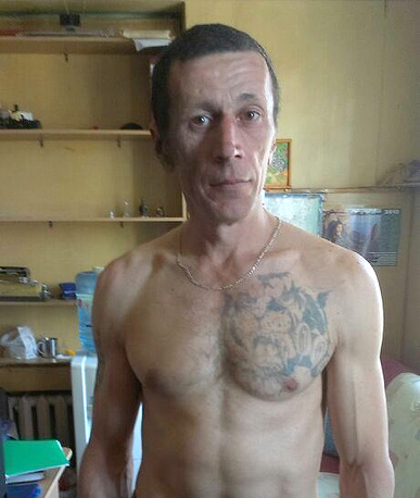 Подозреваемый Евгений Литовченко