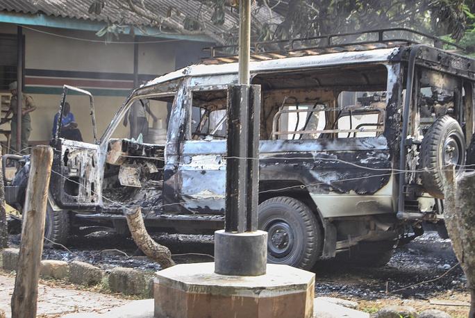 """Один из старших главарей """"Аш-Шабаб"""" Фуад Шонголе обещал развернуть джихад сначала в Кении и Уганде, а затем и в Америке"""