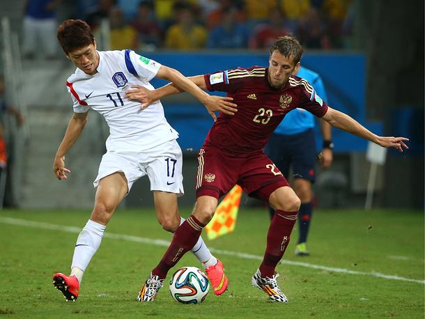 Борьба Ли Чун-Ена и Дмитрия Комбарова