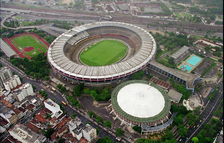 """В 2016 году на """"Маракане"""" состоится церемония открытия летних Олимпийских игр"""