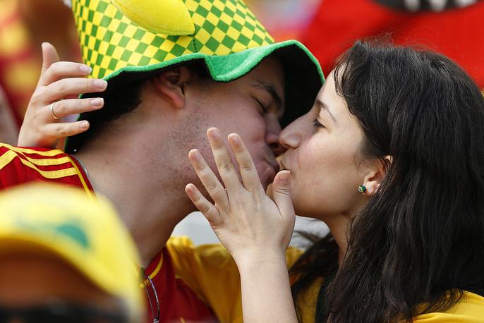 Сборная Испании не вышла из группы, но болельщики не отчаиваются