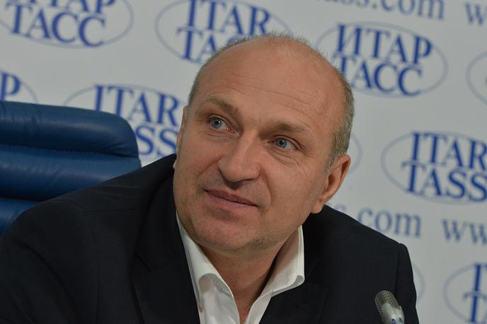Исполнительный директор РФПЛ Сергей Чебан