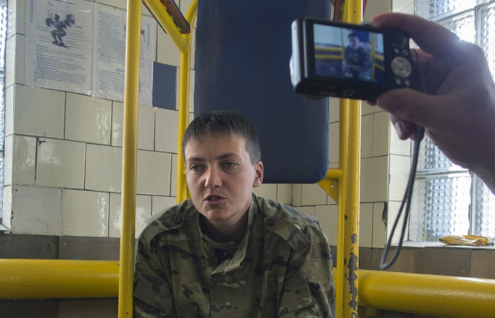 9 июля Следственный комитет РФ предъявил гражданке Украины Надежде Савченко обвинение в участии в убийстве сотрудников ВГТРК Игоря Корнелюка и Антона Волошина