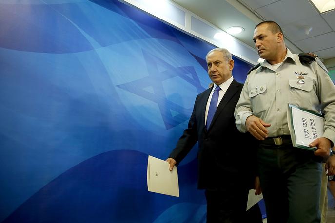 Премьер-министр Израиля Биньямин Нетаньяху заявил, что вина за похищение подростков лежит на движении ХАМАС и что эта организация заплатит за случившееся