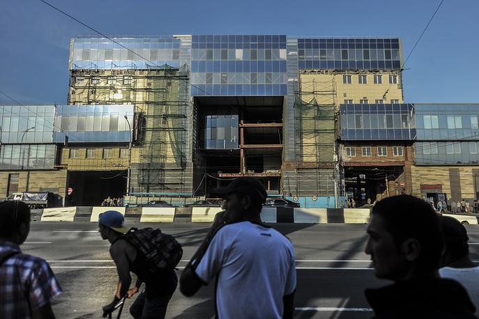 К 2015 году в Новосибирске обещают сдать и новый автовокзал, реконструкцию которого начали 11 лет назад