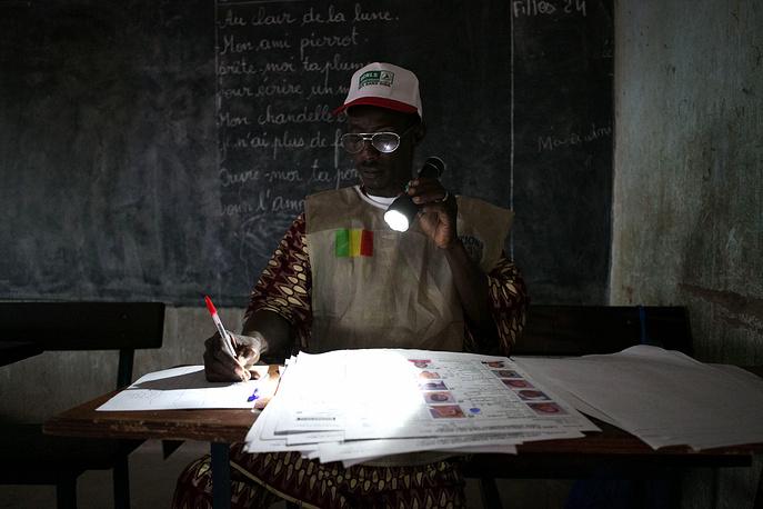 Президентские выборы в Мали, 2013 год