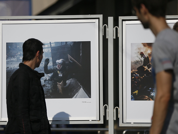 Фотовыставка работ Андрея Стенина в Москве