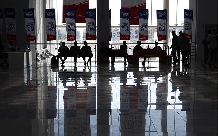 """В работе открывшегося инвестиционного форума """"Сочи-2014"""" примут участие 9 тыс. человек"""