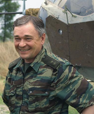 Генерал-лейтенант Сергей Макаров, 2002 год