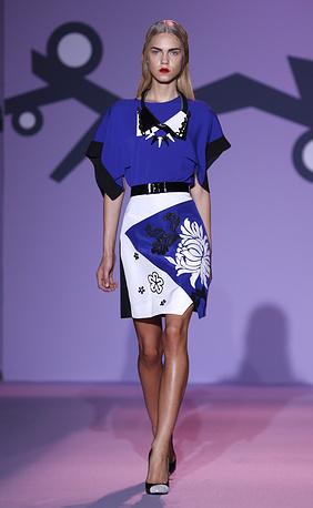 Коллекция французского дизайнера сингапурского происхождения Эндрю Джена (Andrew Gn)