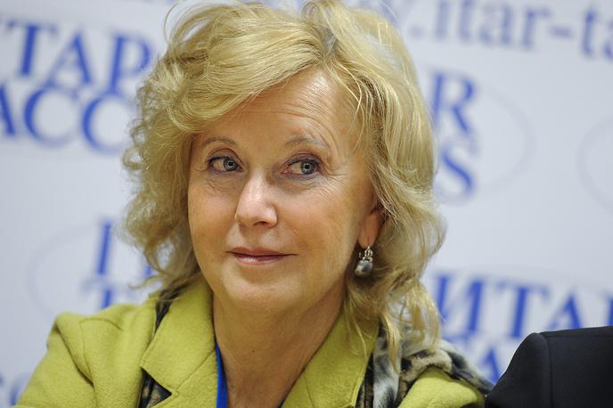 Надежда Башмакова, заслуженный врач России, директор Уральского НИИ Охраны материнства и младенчества