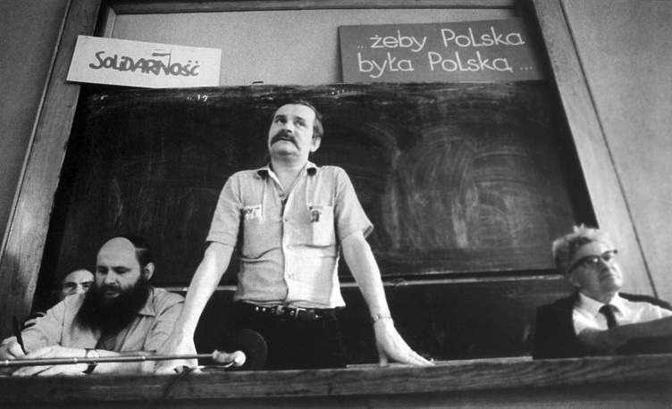 Лех Валенса (1983) - за вклад в дело демократии и свободы в Польше
