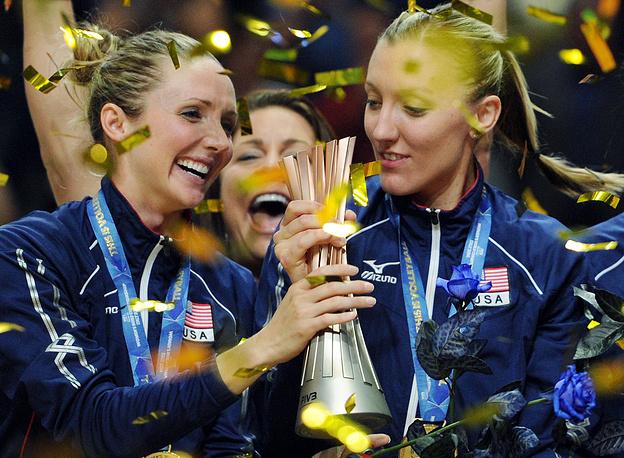 До этого лучшим результатом сборной США на мировых первенствах было серебро (1967, 2002) и бронза (1982, 1990).