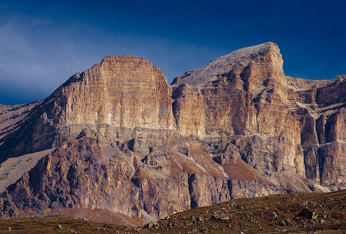 Здесь, в горах Кабардино-Балкарии, снимались многие популярные отечественные фильмы о Диком Западе
