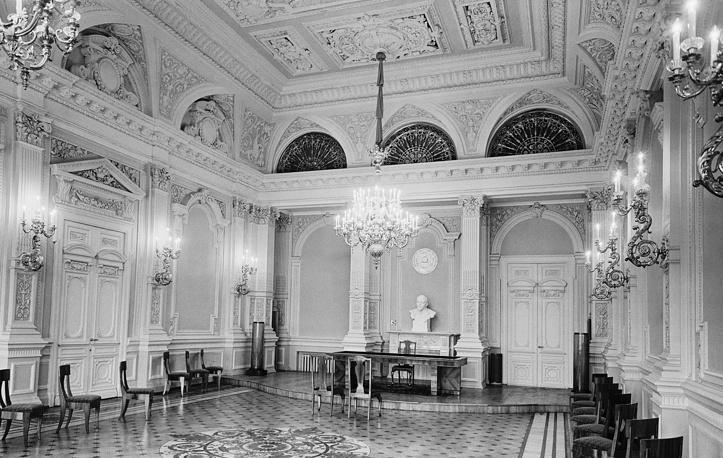 Дворец бракосочетания в Ленинграде, 1959 год