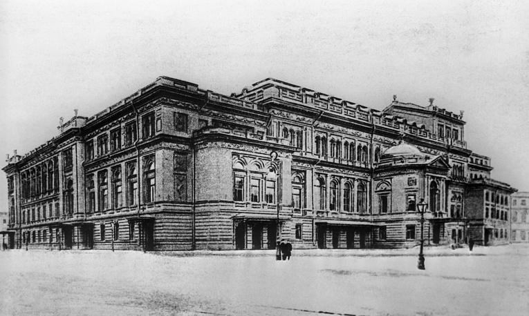 Дореволюционный Санкт-Петербург, 1890 год