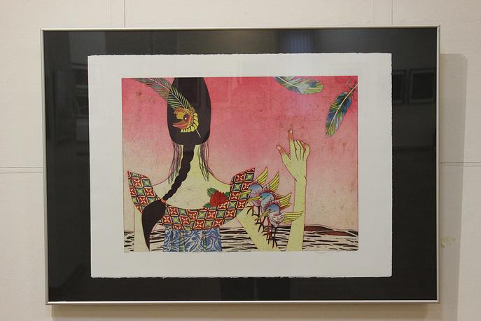 """Выставка """"Мастера японской печатной графики"""""""
