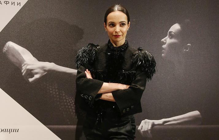 """25 ноября в Москве состоялось открытие II Международного фестиваля современной хореографии """"Context. Диана Вишнева"""""""