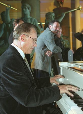 Максим Дунаевский, 2003 год