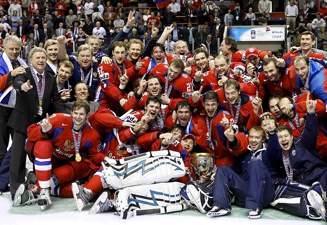 По итогам чемпионата мира Евгений Набоков был признан лучшим вратарем турнира по версии директората IIHF и вошел в символическую сборную мирового первенства
