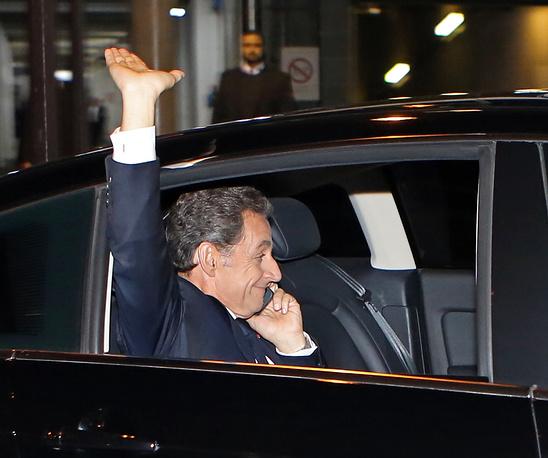 """Саркози неоднократно отвергал обвинения в свой адрес, требуя прозрачного расследования всех обстоятельств дела. По словам экс-президента, он никогда не уходил от разбирательств с правосудием и не позволял себе """"быть выше закона"""""""