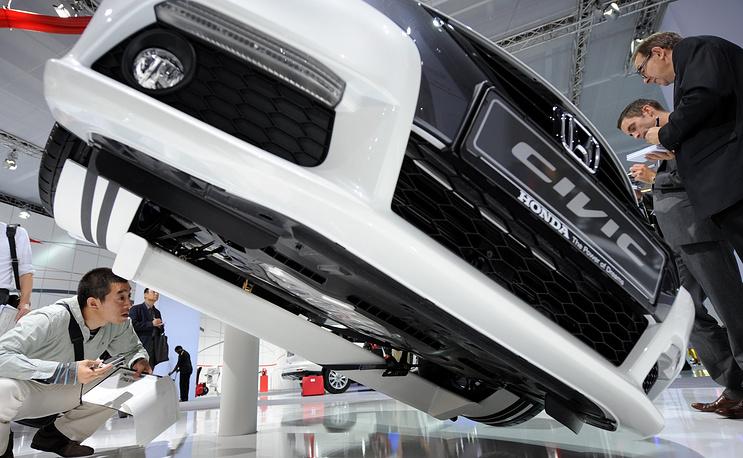 В феврале-марте 2015 г. японский автопроизводитель Honda объявил о прекращении поставок в Россию моделей Civic-хетчбэк и Crosstour