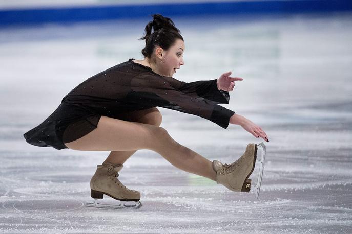 Действующая чемпионка Европы и победительница финала Гран-при Елизавета Туктамышева. На этапах Гран-при она завоевала золото (в Китае) и серебро (в США). На чемпионате России в Сочи она была второй