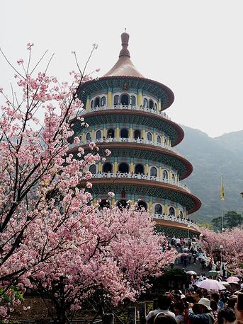 Тамсуи, Тайвань
