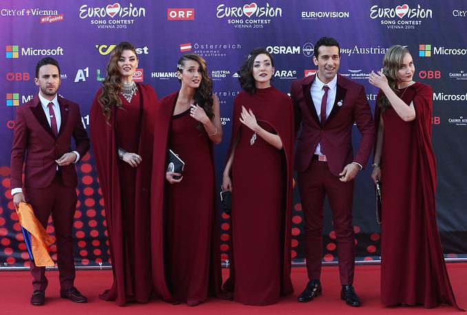 Представители Армении участники группы Genealogy