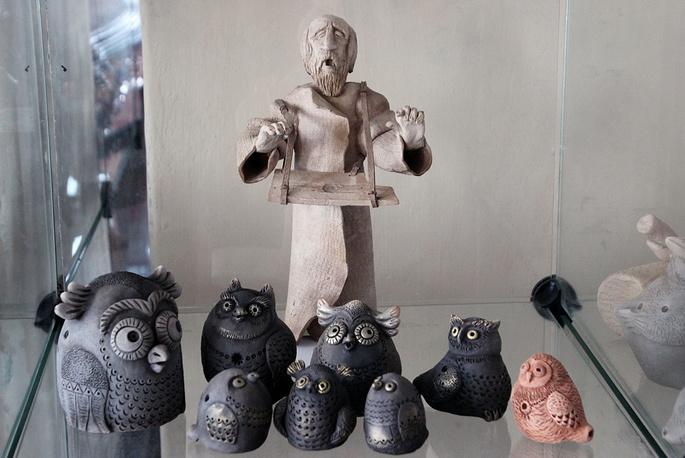 """Конкурс детской глиняной игрушки """"Таволжская свистулька"""""""