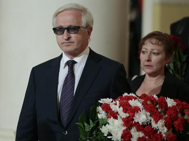 Президент Российского союза промышленников и предпринимателей Александр Шохин