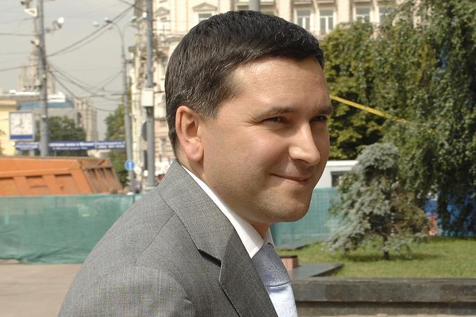 Врио губернатора ЯНАО Дмитрий Кобылкин