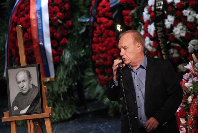 Актер Геннадий Сайфулин