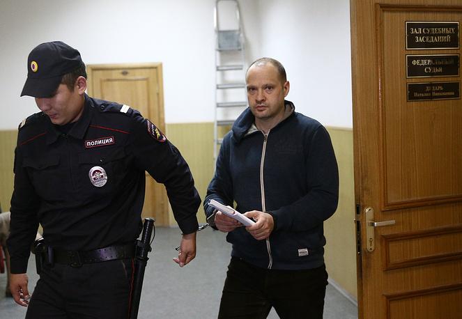 Заместитель главы Республики Коми Алексей Чернов