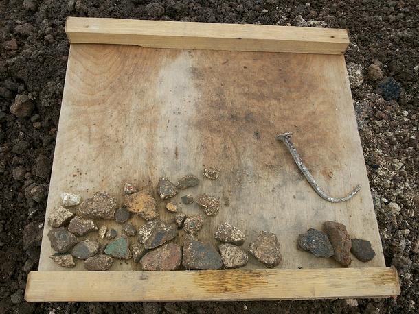 Находки археологов на Рюриковом городище
