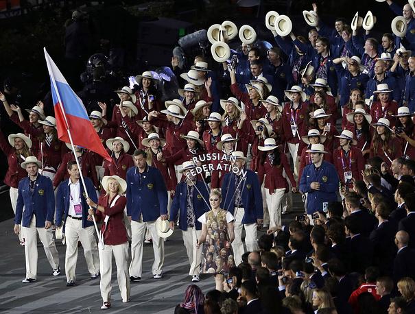 Игры-2012, прошедшие в Лондоне, стали для сборной России первыми, когда она не смогла попасть в тройку лучших. Россияне оказались на четвертой позиции, завоевав 81 медаль (24, 25, 32)