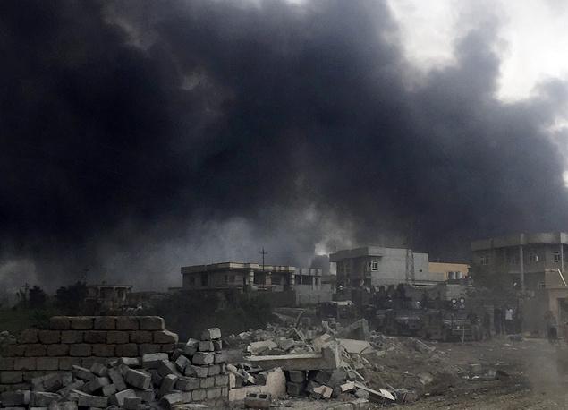 США отправят 600 военных вИрак— Картер