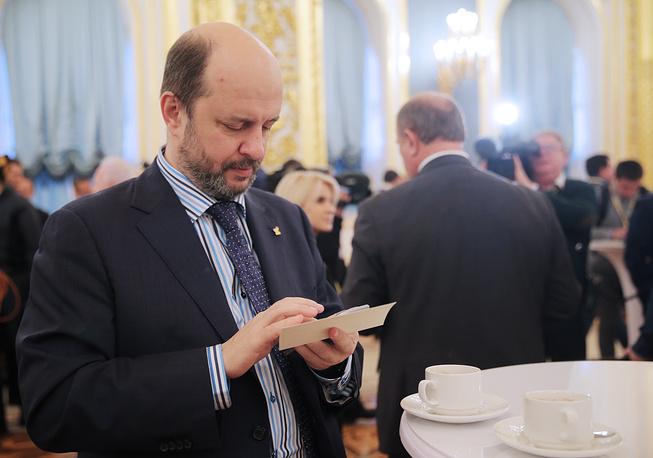 Советник президента РФ, директор и владелец интернет-компании LiveInternet Герман Клименко