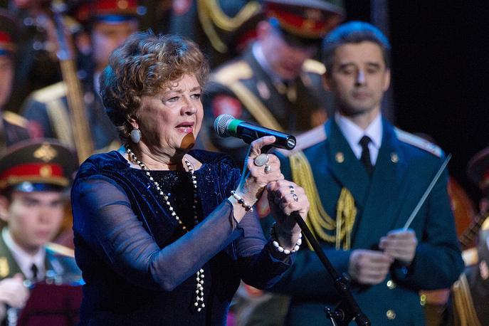 Актриса Алина Покровская
