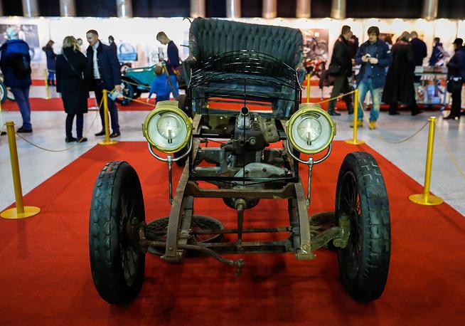 Автомобиль Benz 18/24PS (Германия, 1912)