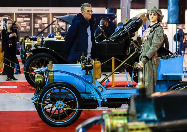 Автомобиль Le Zebre Type A (Франция, 1910)
