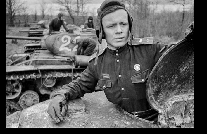 КДню Победы Минобороны Российской Федерации опубликует редкие фотографии войны