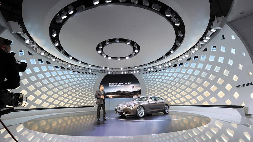 Новый BMW 6
