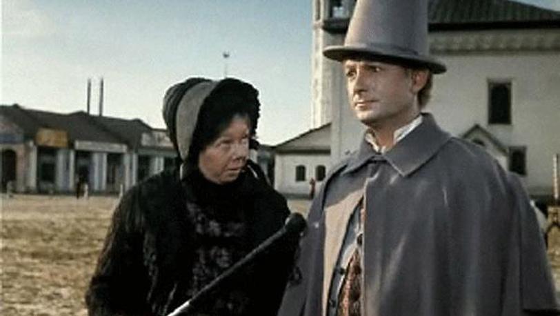 """Кадр из фильма """"Женитьба Бальзаминова"""""""
