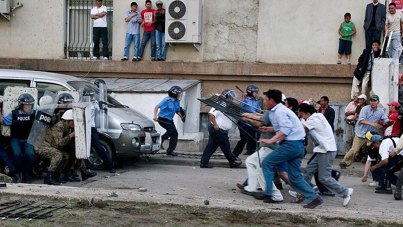 Беспорядки в Монголии, 2008 год