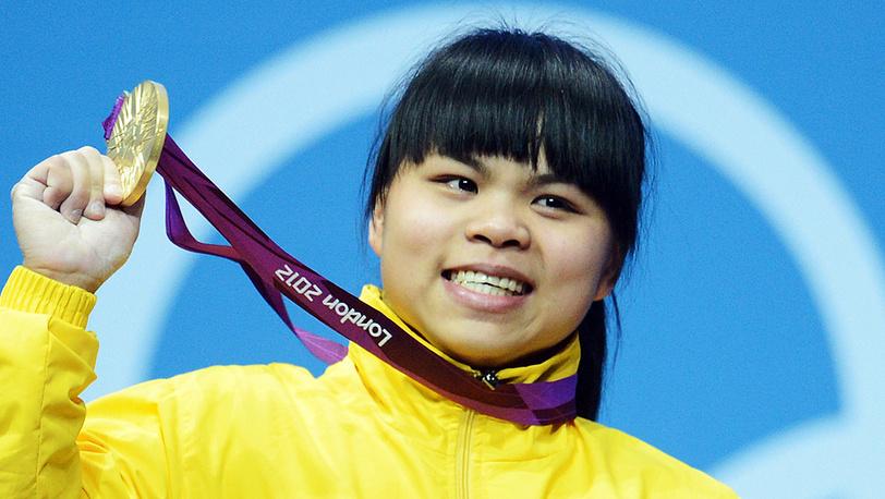 Зульфия Чиншанло привезет на Родину высшую награду
