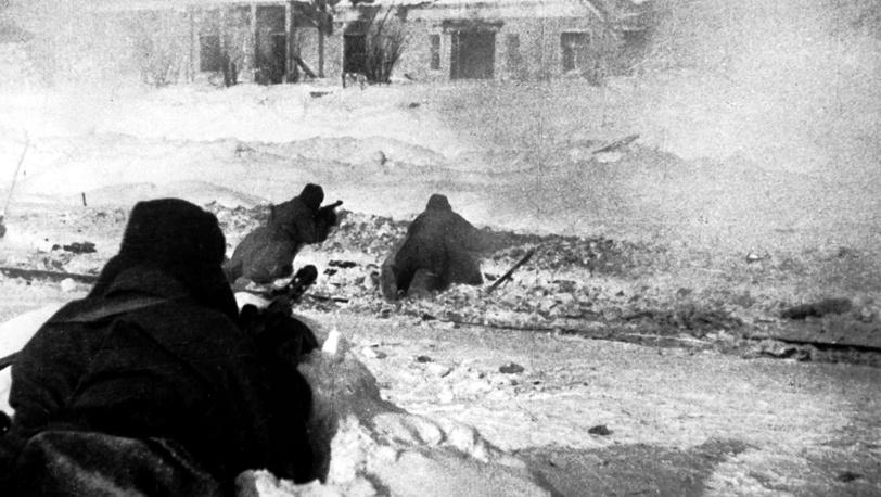 Разгром немецко-фашистских войск под Москвой. Взятие Можайска