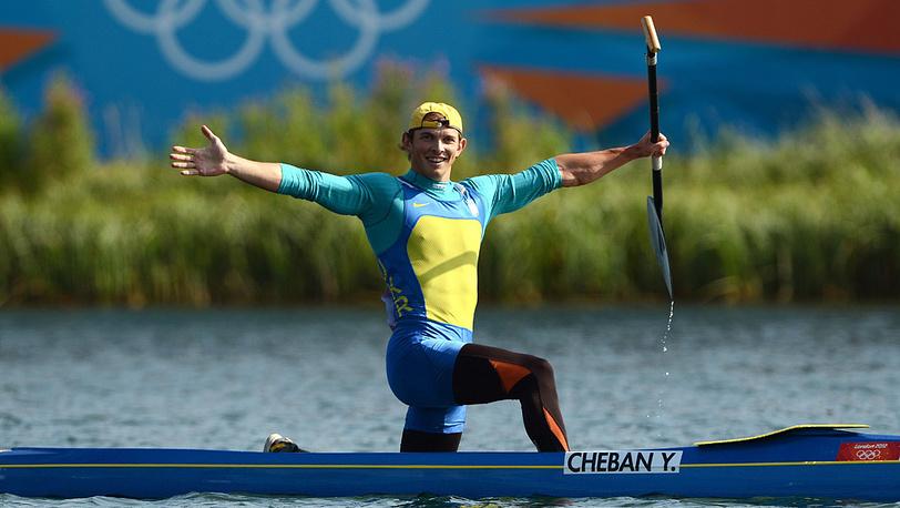 Украинец Ю. Чебан стал чемпионом