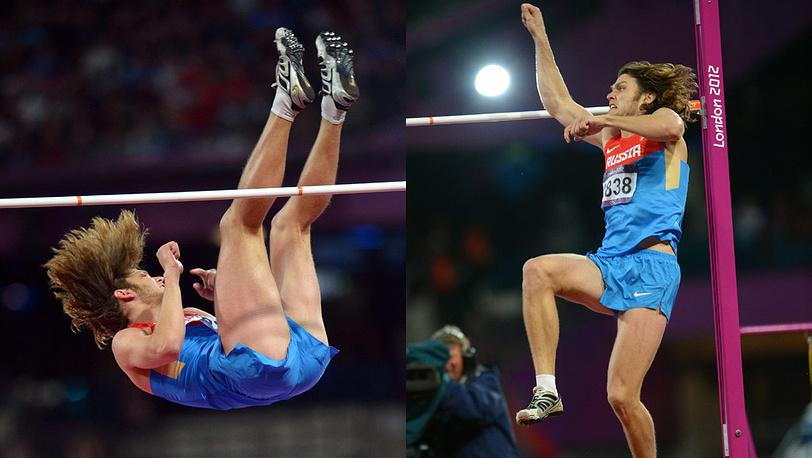 """И. Ухов выиграл """"золото"""" в прыжках в высоту"""