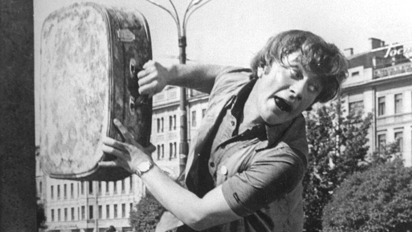 """""""Невероятные приключения итальянцев в России"""", 1974 год. Режиссер Эльдар Рязанов"""